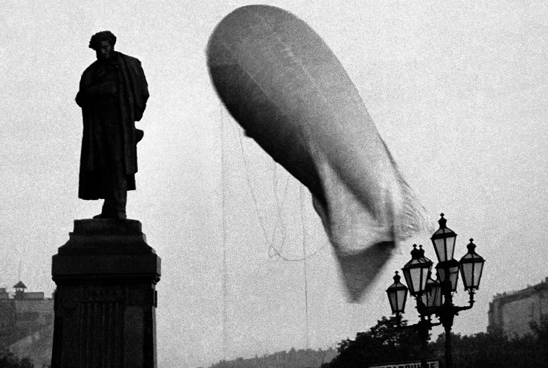 Moscou em novembro/dezembro de 1941