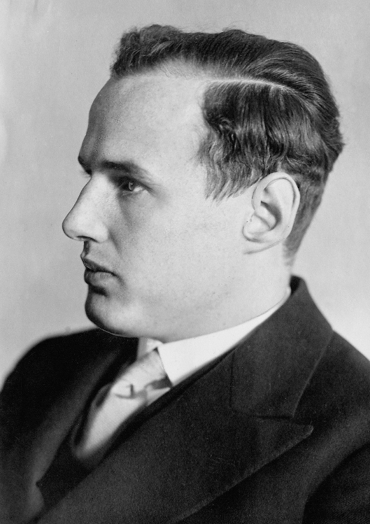 Baron Manfred von Ardenne.