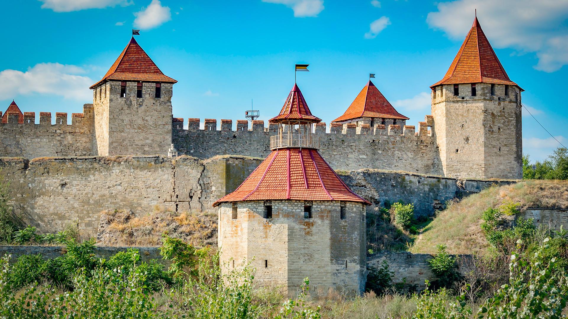 Тврдината Бендери