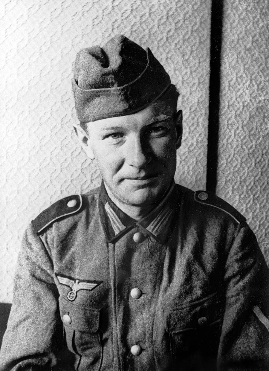 Alfred Liskow, 1941.