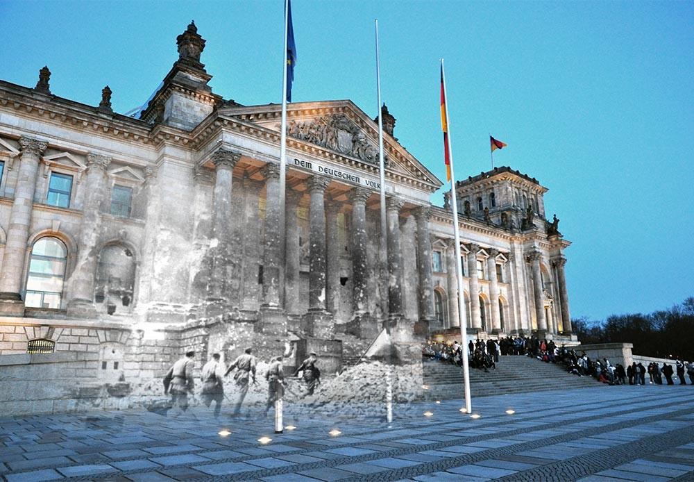 Berlín, 1945-2010. Toma del Reichstag.
