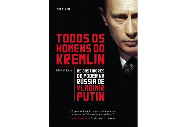 Livro sai em português pela editora Vestígio.