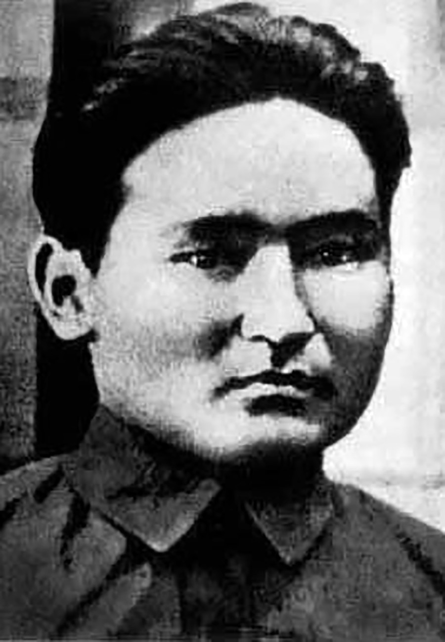 Engelsinas Vater Ardan Markisow
