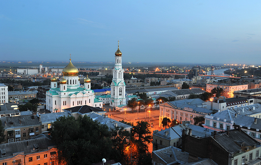 The Rostov Cathedral