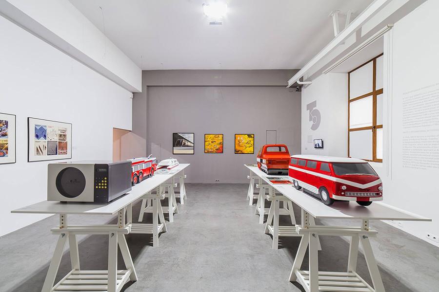 """""""Soviet Design, 1950–1980"""" exhibition, 2017"""