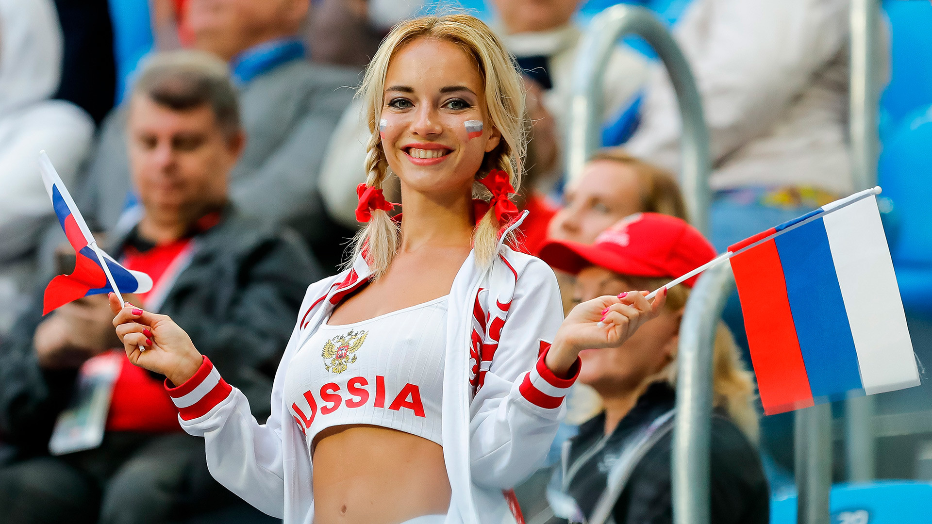 If You Think Russian Football Fans Wear Kokoshnik And Ushanka Hats You Are Right -1601