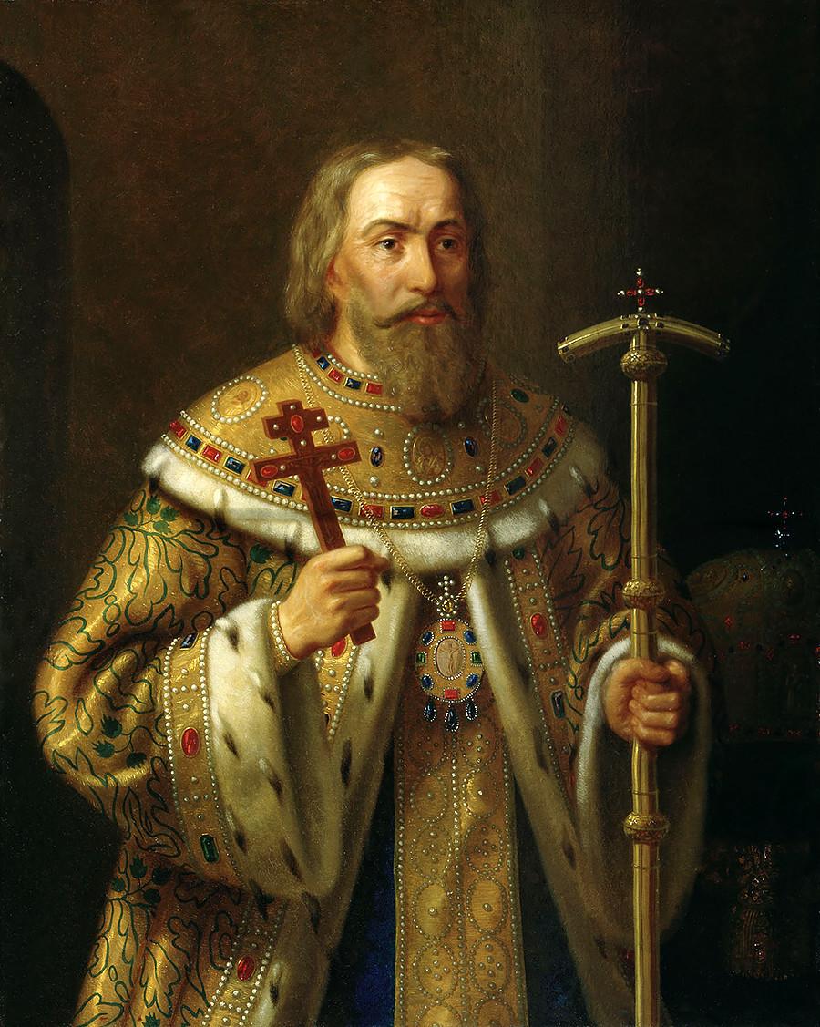 O padre Filaret.