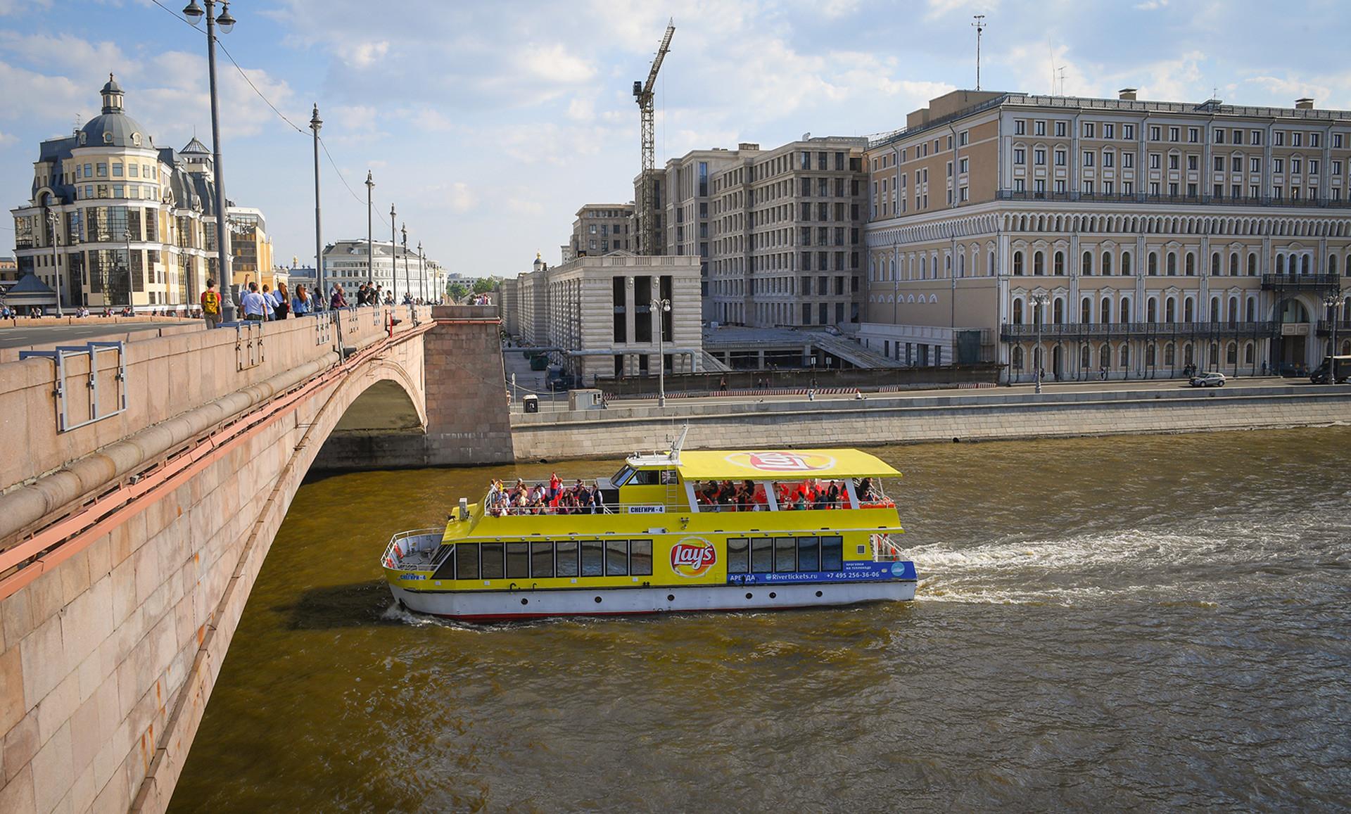 Croisière sur la rivière Moskva: petit guide des excursions en bateau dans la capitale russe