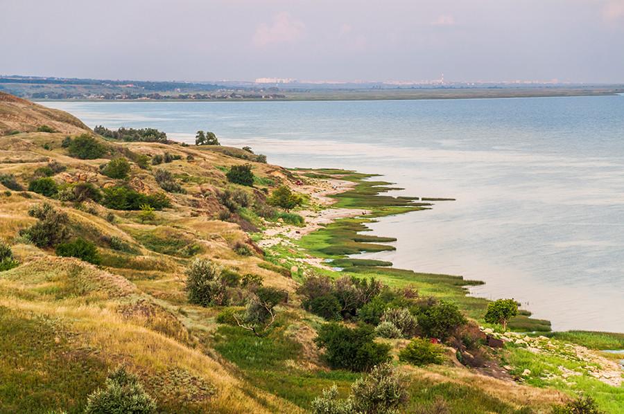 The Sea of Azov