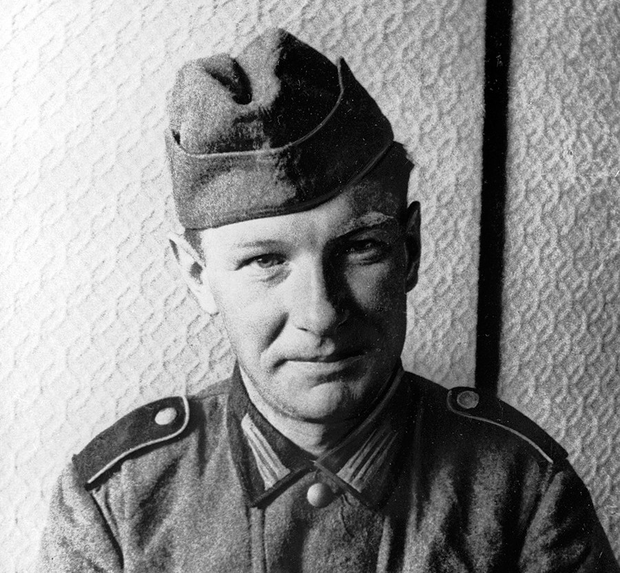 Алфред Лисков, 1941 г.