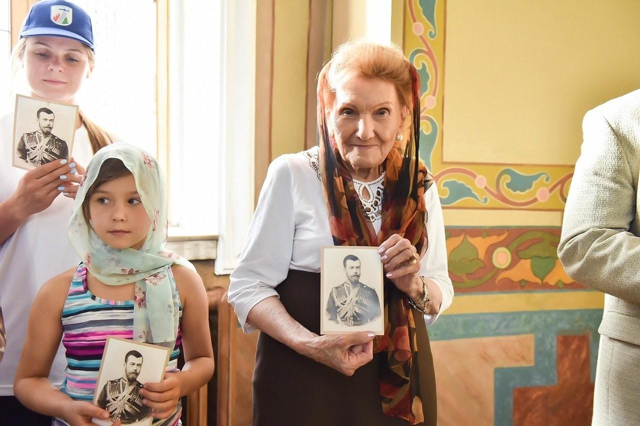 オリガ・クリコフスカヤ=ロマノワさん
