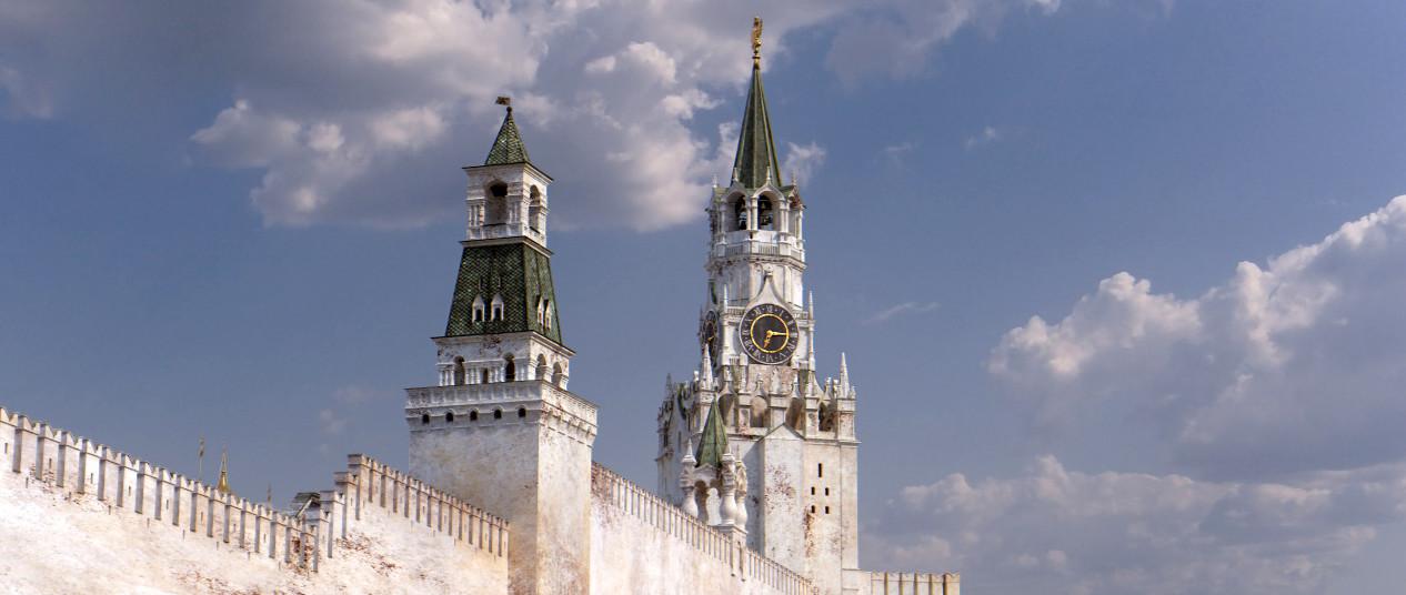 Spasski in Nabatni stolp.