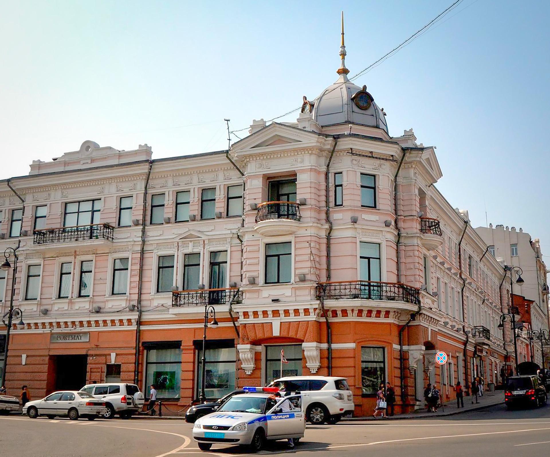 Museu Estatal Arsêniev do Território Primôrski.
