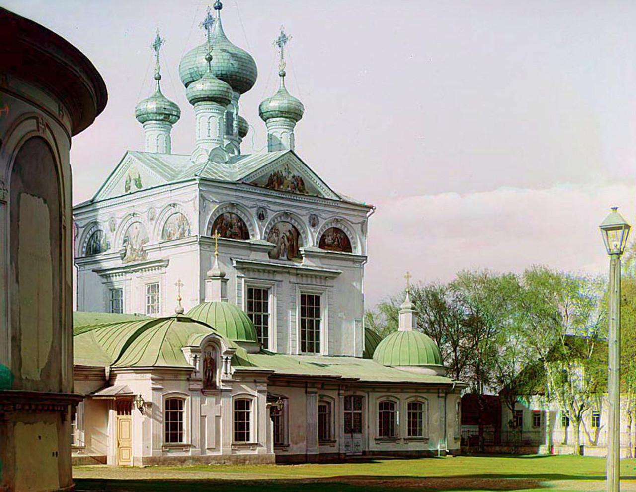 Catedral de la Trinidad en Torzhok.