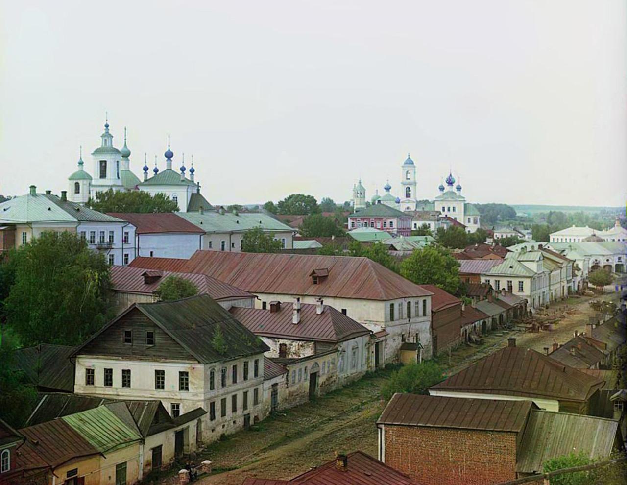 Ciudad de Torzhok.