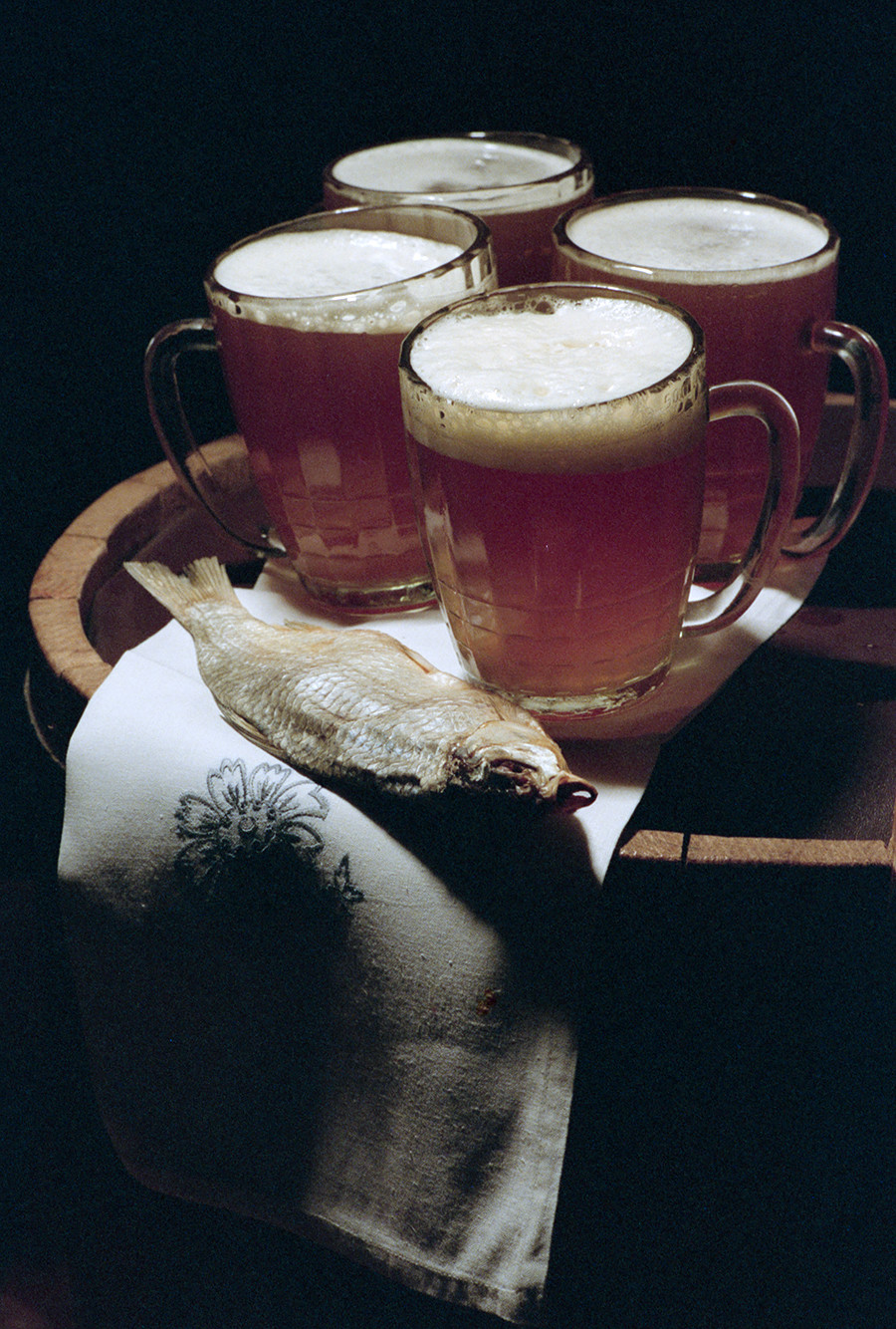 Bordão do partido era que cerveja acalmava e trazia paz, diferente da vodca - que, para os criadores, simbolizava o governo Iéltsin e significava agressividade e guerra.