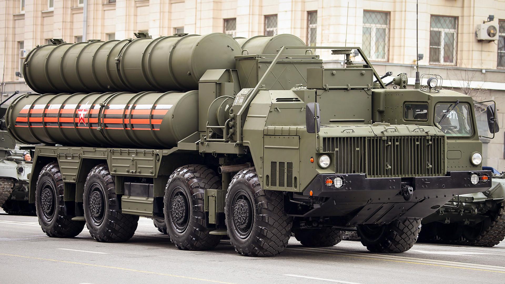 """С-400 """"Триумф""""."""