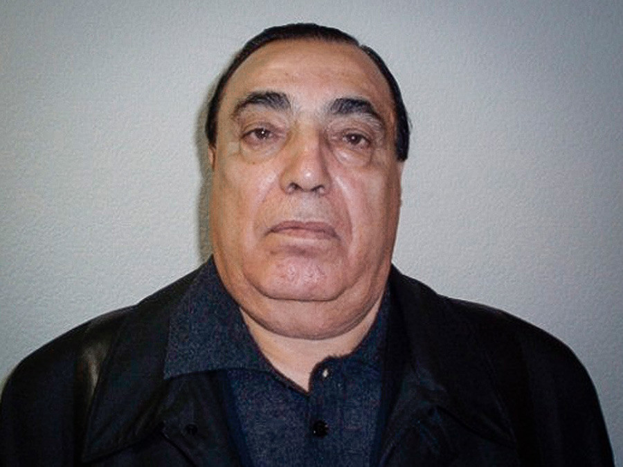 Grandpa Hassan.