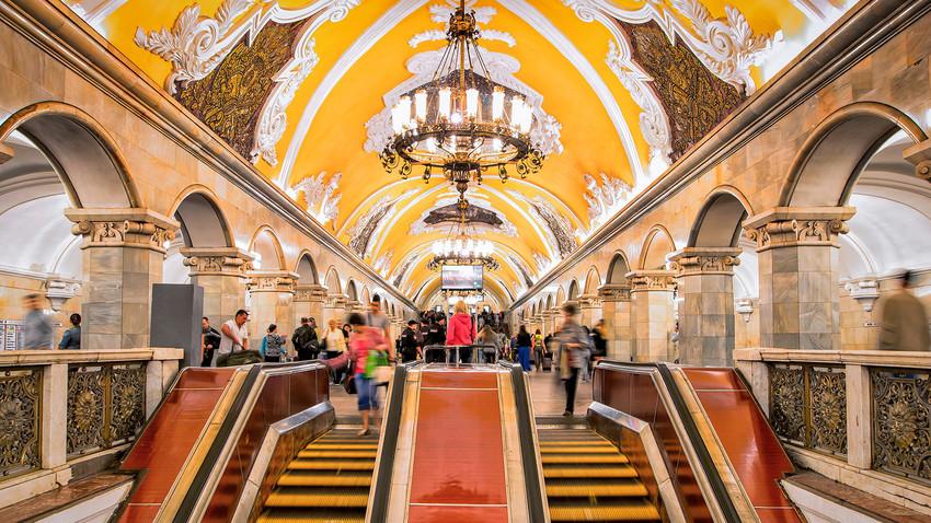 Moskau Ubahn