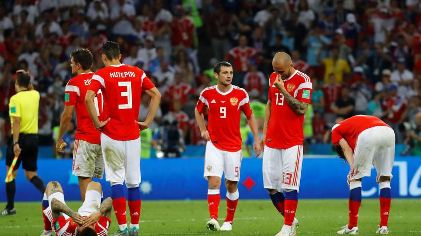 Хрватска победи чесно, а селекцијата на Русија се покажа во најдобро светло на Светското првенство и направи целата нација да се гордее.