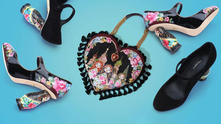 eb87a076c Dolce & Gabbana apresentam coleção totalmente inspirada em bonecas russas