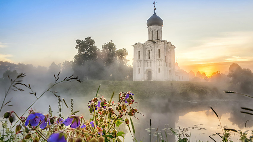 Cerkev Marije Priprošnjice na Nerli