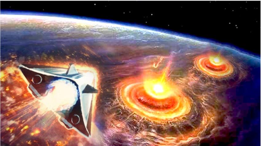Avangard bo lahko proti ciljem poletel s hitrostjo 25.000 km/h.