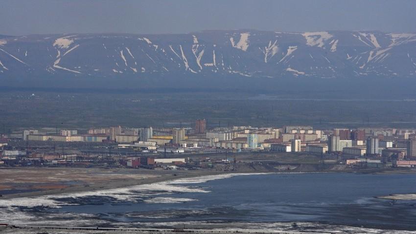 Нориљск