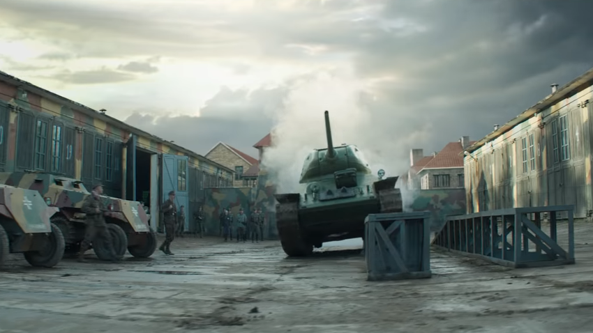 Трейлер фильма «Т-34»