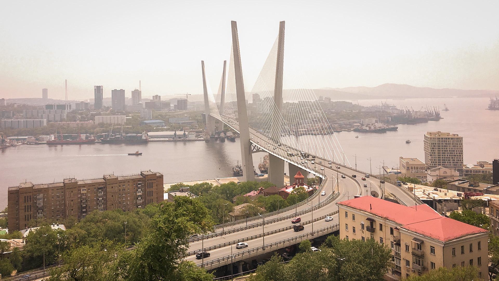 Puente Dorado.