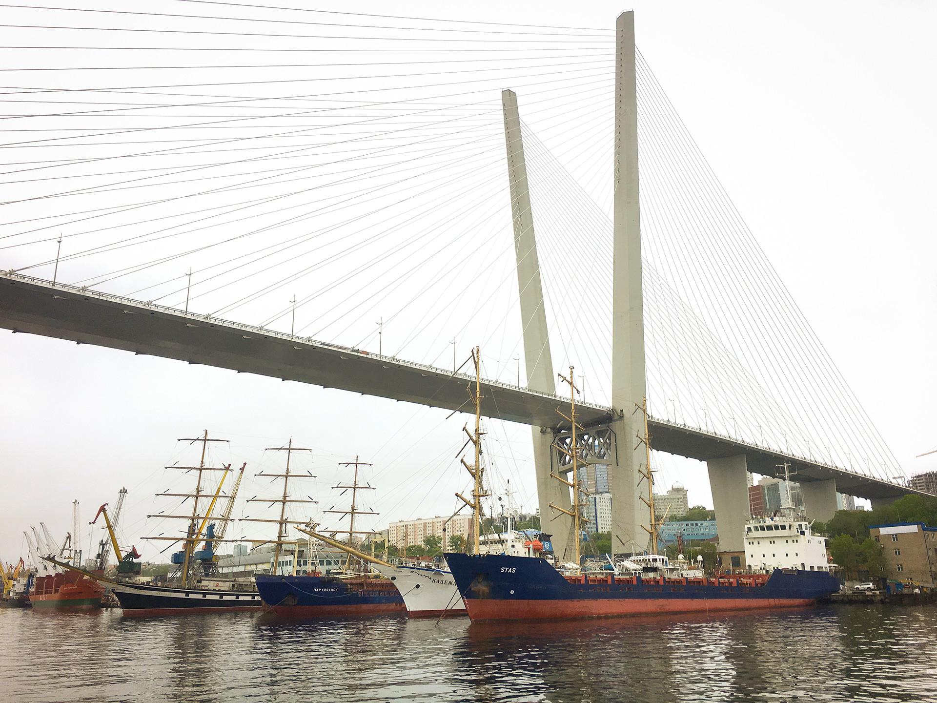 Puente Dorado,