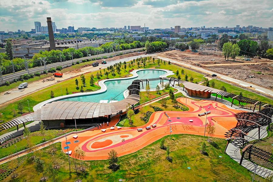 Tyufeleva Roshcha park