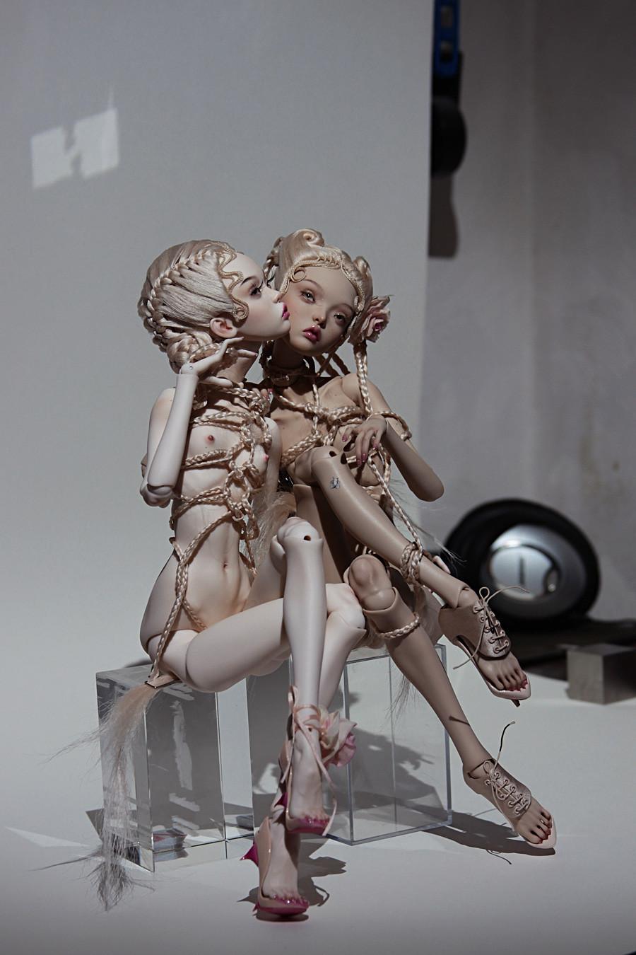 Protótipo da segunda boneca.