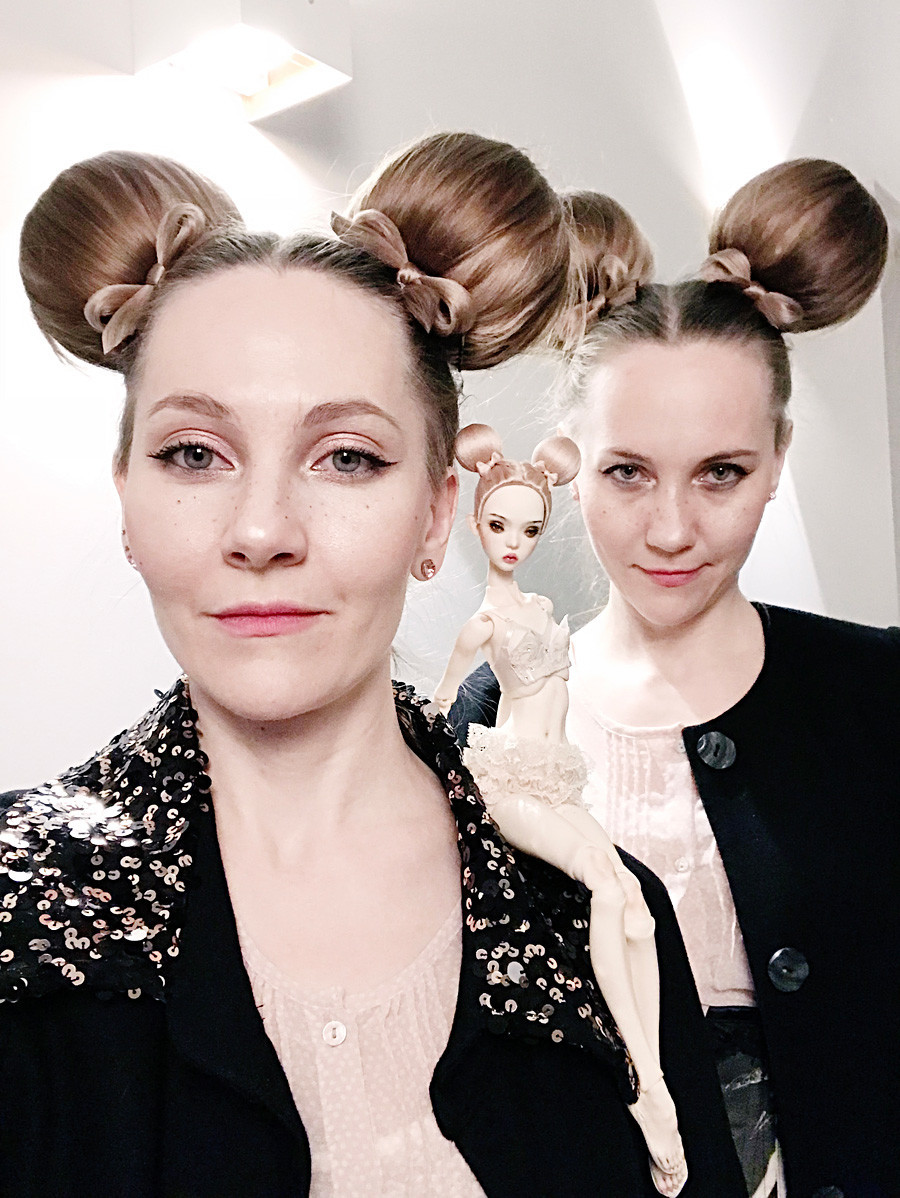 Irmãs Popovi.