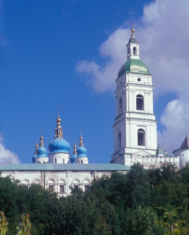 Tobolsk kremlin. South view. Treasury (
