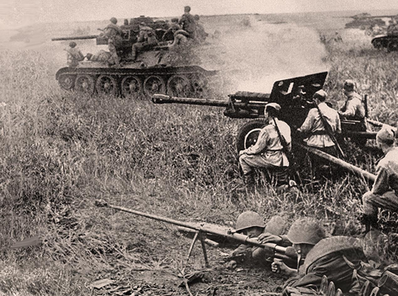 Oružje koje je slomilo neprijatelja: Protutenkovska puška PTRS-41, ZIS-3 i T-34-76