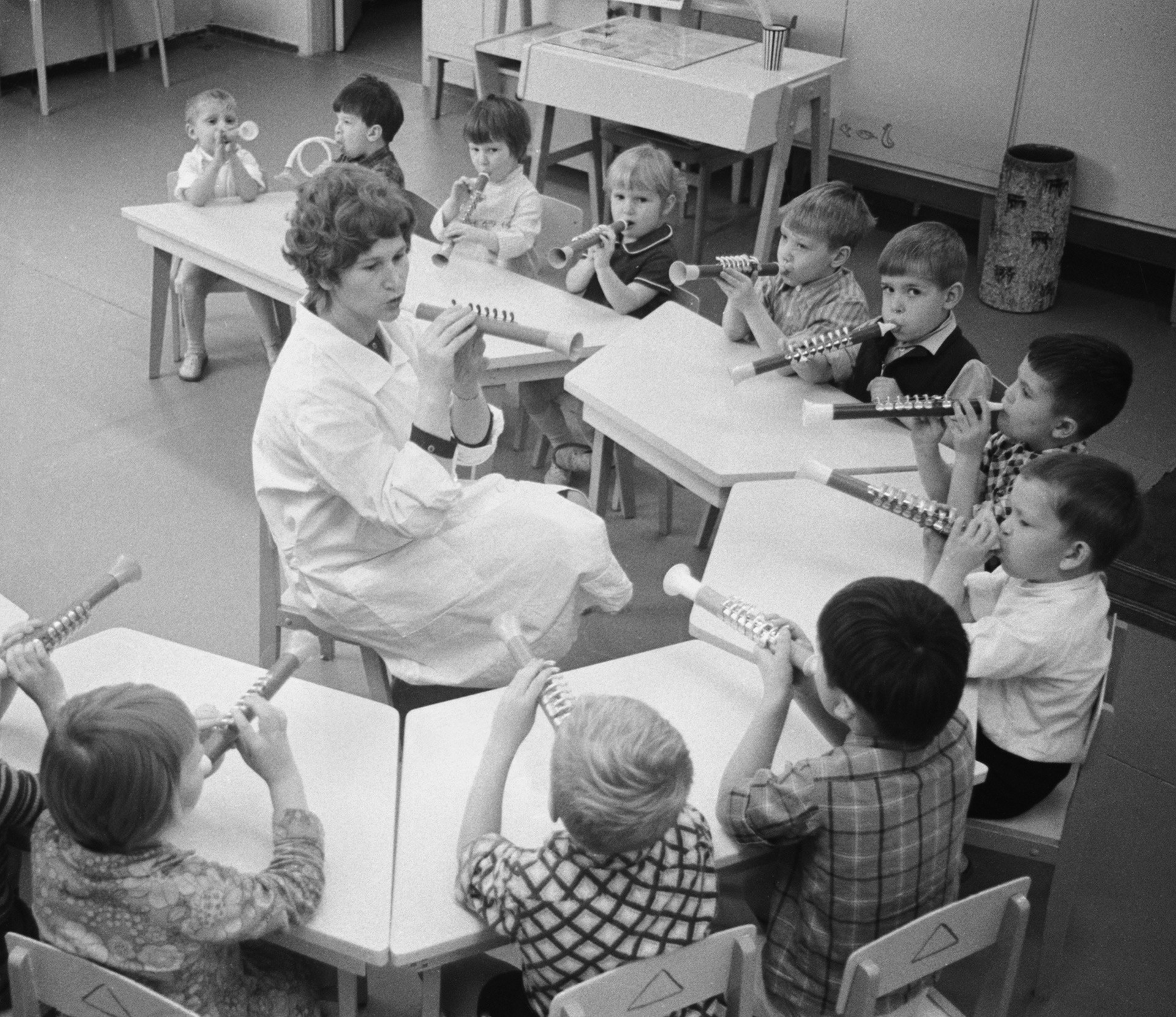The truth about kindergartens in the USSR