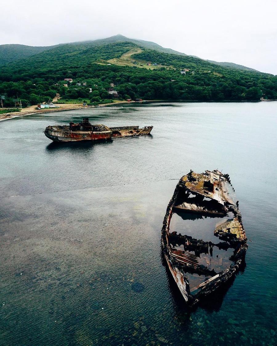船を棄てろ! 沿海地方