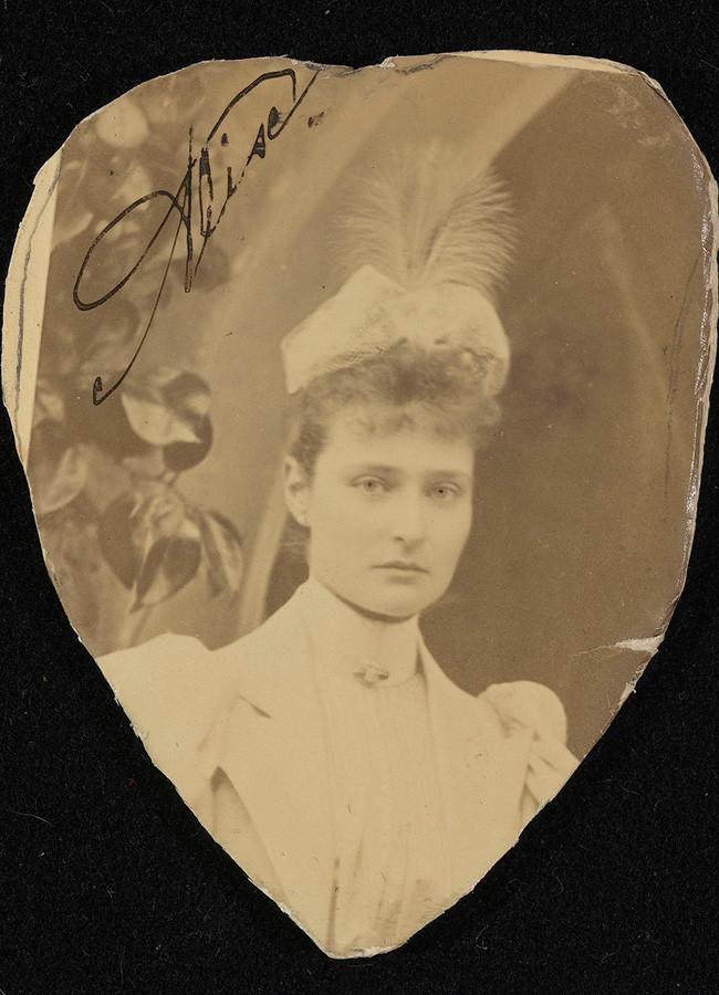 Alexandra Fjodorowna, 1894