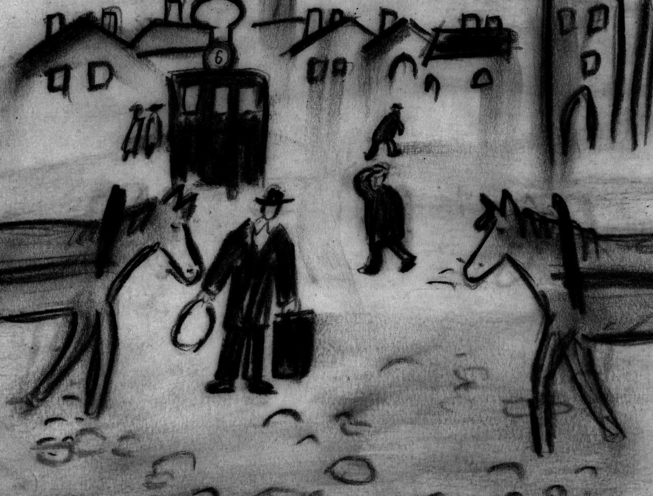 Três histórias de amor (Tri istorii liubvi, Rússia, 2007), de Svetlana Filippova.