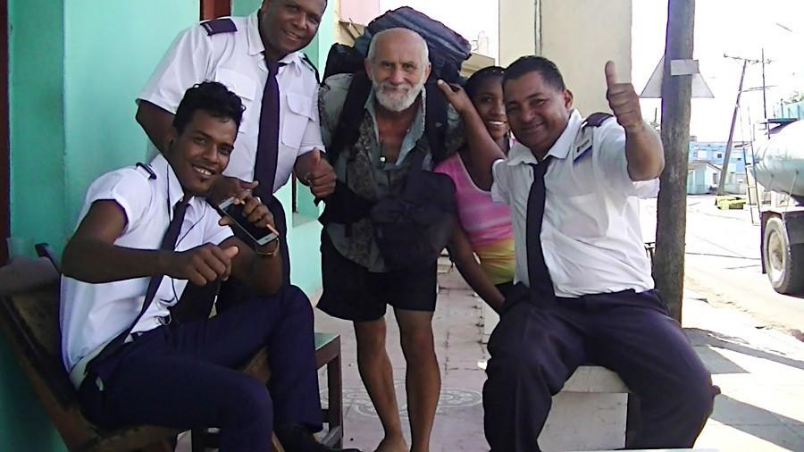 Vladimir Nesin na Kubi