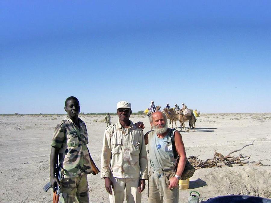 Vladimir Nesin v Republiki Niger