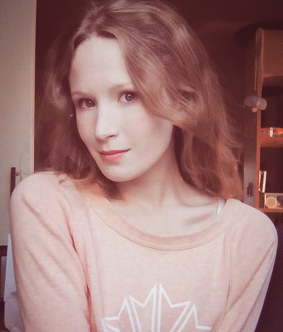 Elizaveta Guirdimova (Monetotchka).