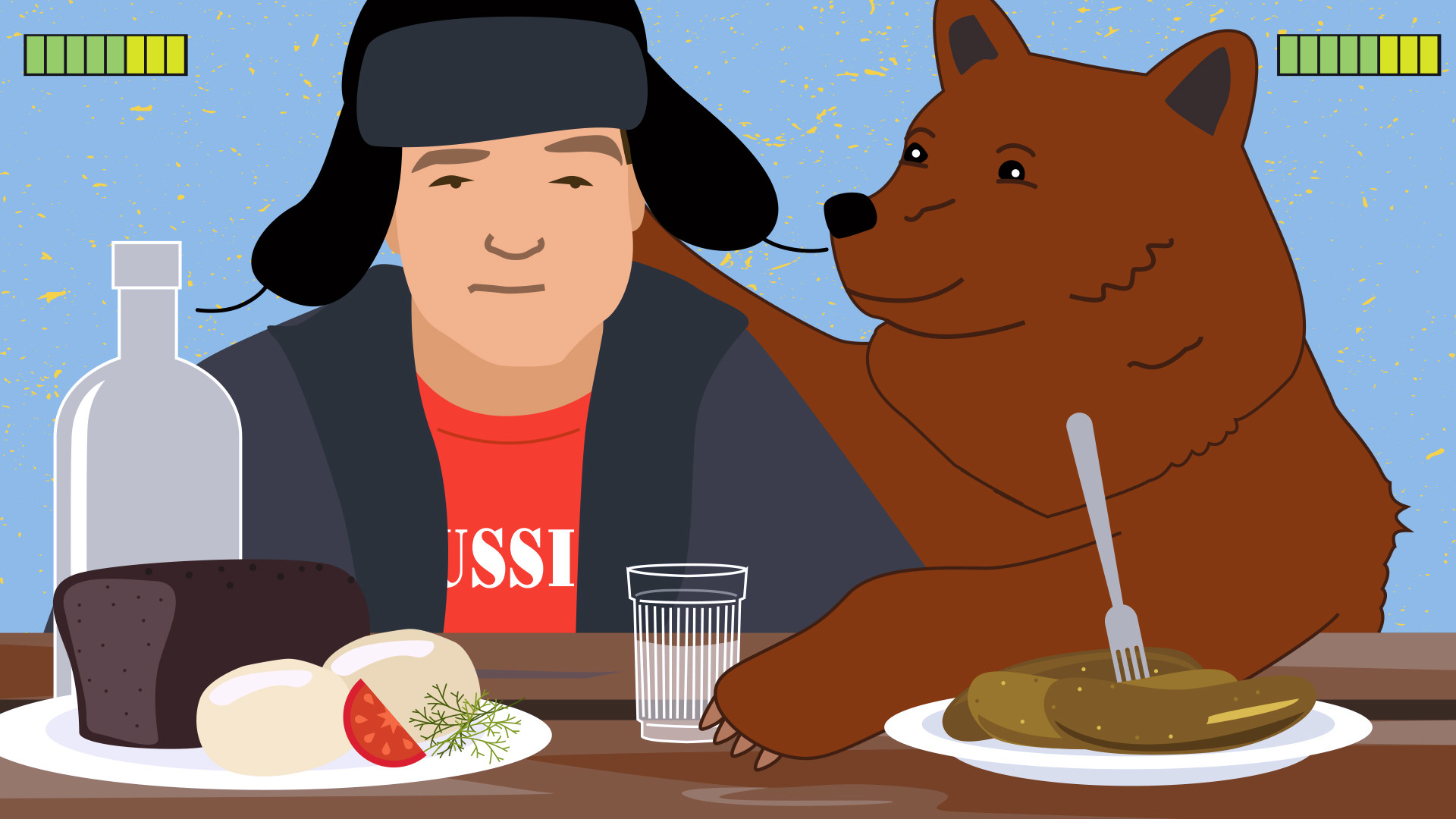 8 Ways To Drink Vodka In Russia From Ultra Safe To Life