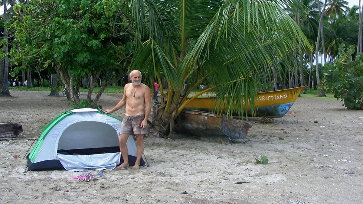 Di Republik Dominika.