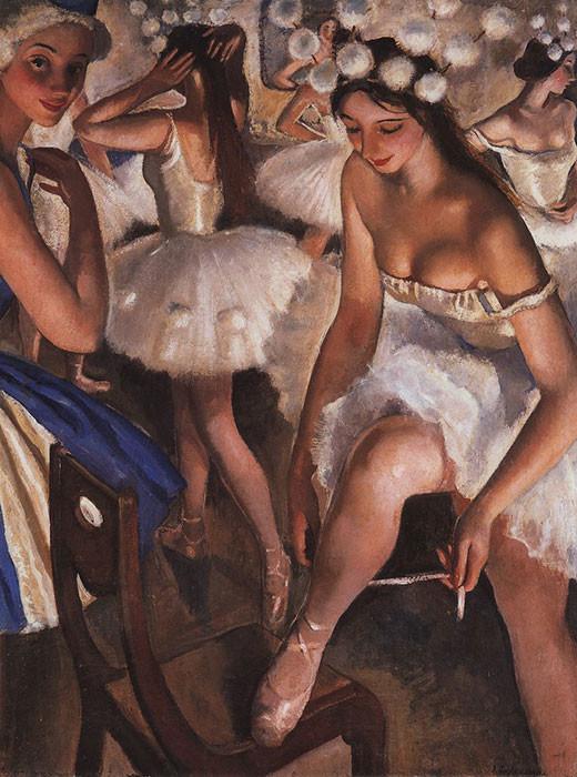 Vestuario de ballet.