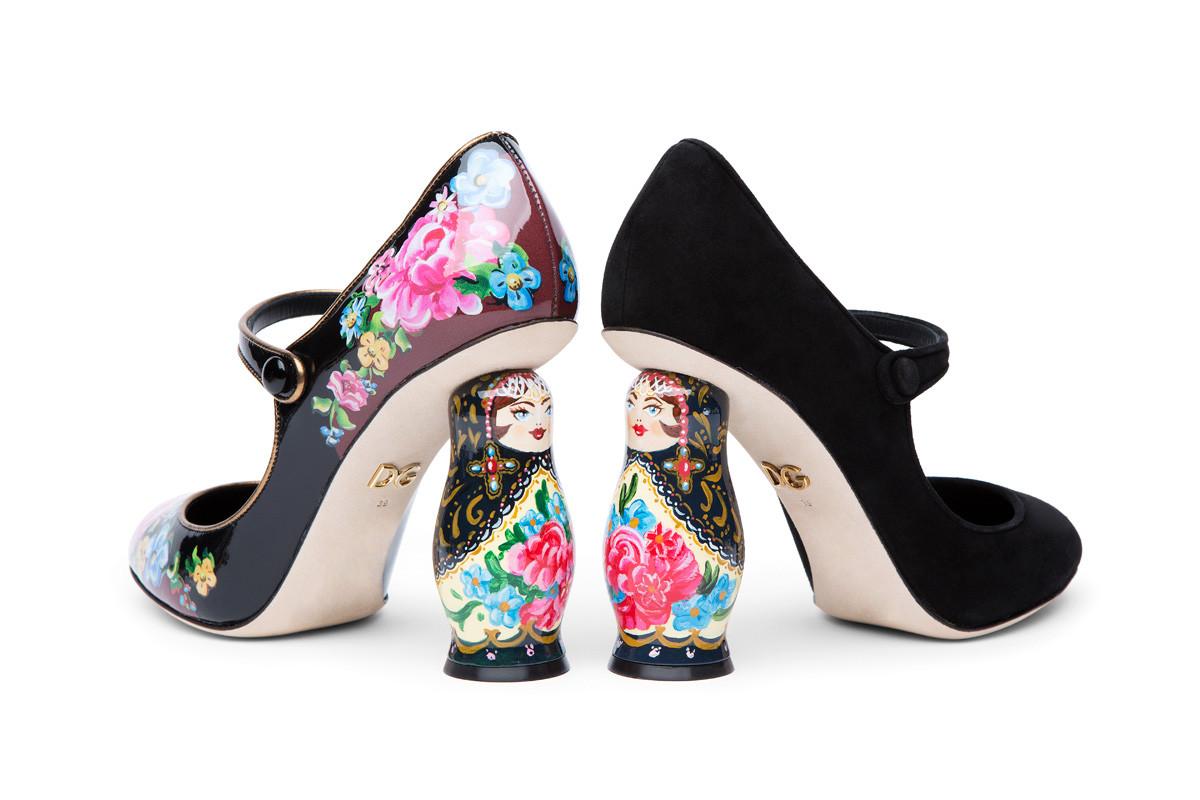 5b00960a5 Dolce & Gabbana apresentam coleção totalmente inspirada em bonecas ...