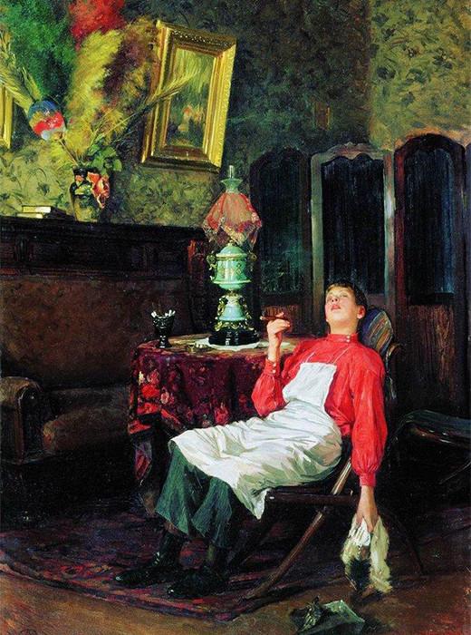 'Sin maestro', 1911.