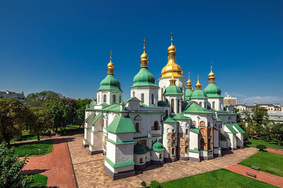 Cerkev Sv. Sofije v Kijevu