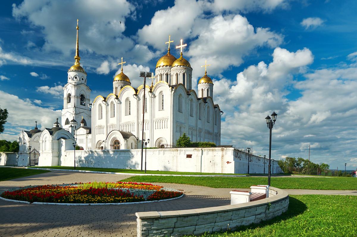 Uspenska stolnica v Vladimirju